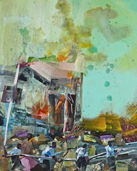Dena Schuckit - Green Smoulder (2010)
