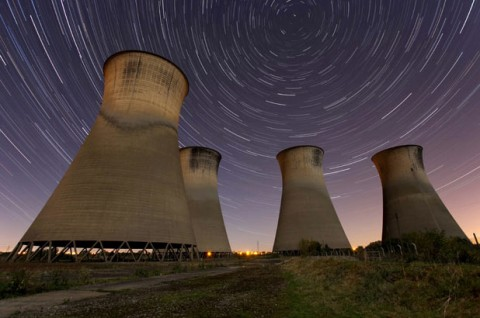 Britain Under The Stars by Phil Daintith